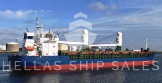 MPP GENERAL CARGO VESSEL – GEARED – Finnish Ice 1B