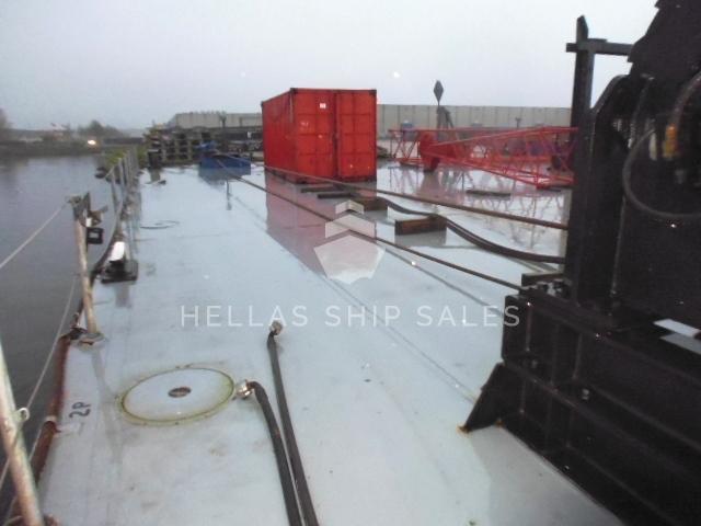 Double bottom oil tanker for sale