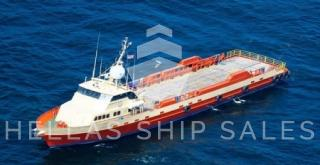 FAST SUPPLY-CREW VESSEL  - DP2