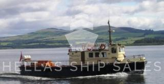 CREW-TENDER for 80 persons