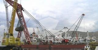 DERRICK BARGE - FLOATING CRANE (RINA-C Pontoon Crane)