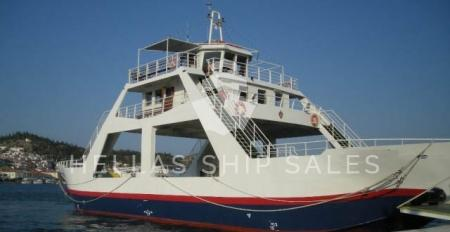 Hellas Ship Sales - Double ended open ferries Ropax Ferries