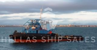 CONVENTIONAL TWIN SCREW TUG – DAMEN 3003 – 48t BP
