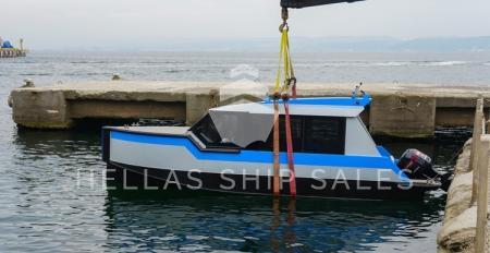 Hellas Ship Sales - Crew / patrol /pilot / work boats / buoy