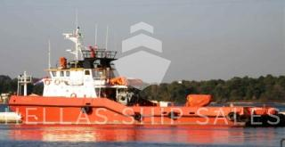 TUG/UTILITY /RESEARCH VESSEL – TWIN SCREW