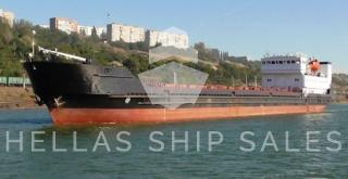GENERAL CARGO VESSEL – SEA-RIVER – AMUR TYPE