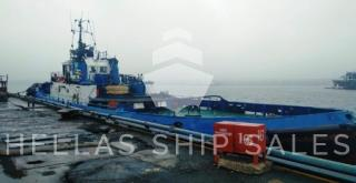 TWIN SCREW HARBOUR TUG w/16.8t BP