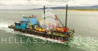 TWIN SCREW ASD TUG w/43t BP