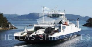 DOUBLE ENDED LNG / DUAL FUEL / BATTERY FERRY
