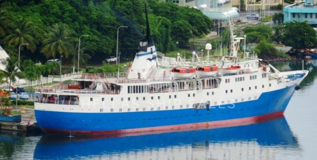Hellas Ship Sales Ships - Classic cruise ships for sale